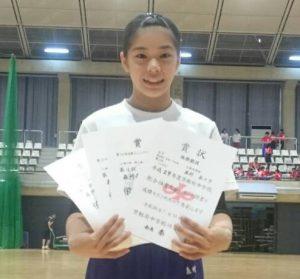 選手 入賞 夏大会報告