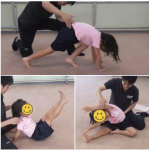 6歳こども姿勢改善トレーニング2