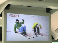 こども器械体操スキー