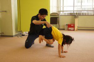 強化トレーニング