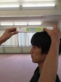 身長測定2