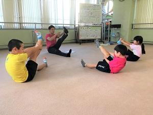 ジュニアトレーニング1