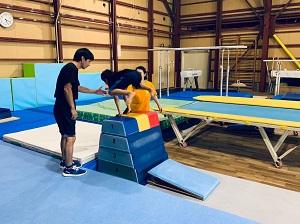 上桂短期体操教室