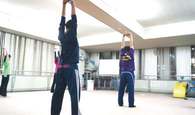 Jr筋トレ(55分間のグループレッスン)
